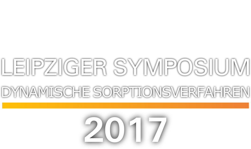 "Logo of the Leipziger Symposium ""Dynamische Sorptionsverfahren"""