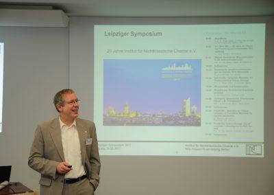 Leipziger Symposium 2017 - Prof. Roger Gläser