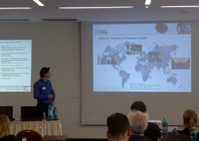 Oliver Blatt, Donau Carbon GmbH